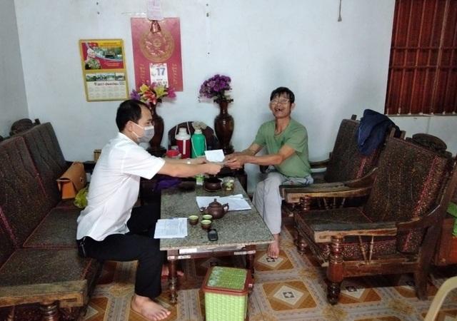 Thanh Hoá: Triển khai trả lương hưu, trợ cấp BXHH tại nhà cho 30.000 người  - 3