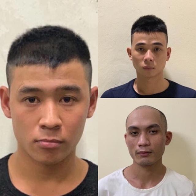Hà Nội: Bắt nhóm thanh niên đánh công an tại chốt kiểm soát y tế - 1