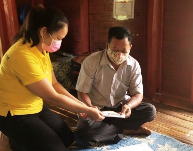 Thanh Hoá: Triển khai trả lương hưu, trợ cấp BXHH tại nhà cho 30.000 người  - 4