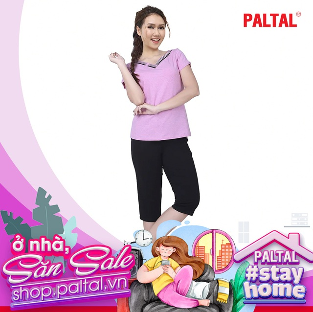 PALTAL #StayHome: Nhận ưu đãi tháng Tư, tặng khẩu trang kháng khuẩn, cơ hội PMH 1.000.000đ - 5