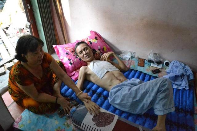 Bệnh tật dồn dập, thầy giáo nghèo nghẹn ngào mong các nhà hảo tâm cứu mạng - 1
