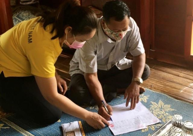Thanh Hoá: Triển khai trả lương hưu, trợ cấp BXHH tại nhà cho 30.000 người  - 1