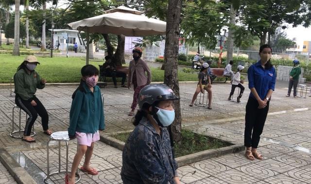 """""""ATM gạo"""" nghĩa tình ở Trường CĐ Du lịch Đà Nẵng - 6"""
