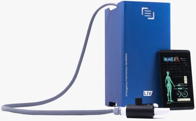 Công ty tạo máy thở từ thùng máy tính chơi game để giảm chi phí - 1