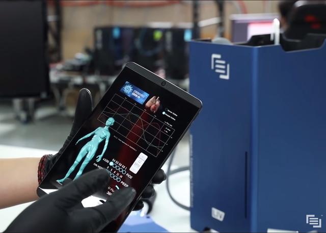 Công ty tạo máy thở từ thùng máy tính chơi game để giảm chi phí - 2