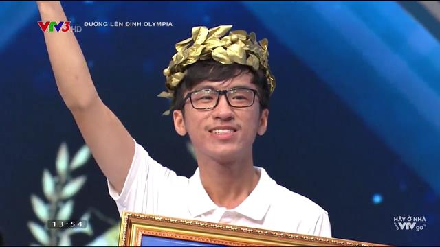Nam sinh Khánh Hòa ghi liền 2 kỷ lục Đường lên đỉnh Olympia năm thứ 20 - 3