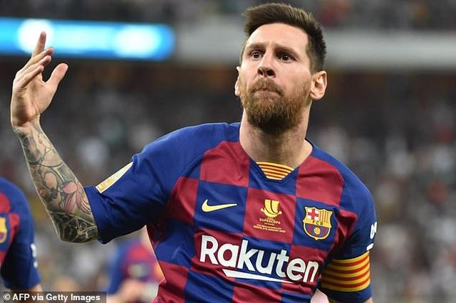 Rooney khẳng định Messi giỏi hơn C.Ronaldo - 1