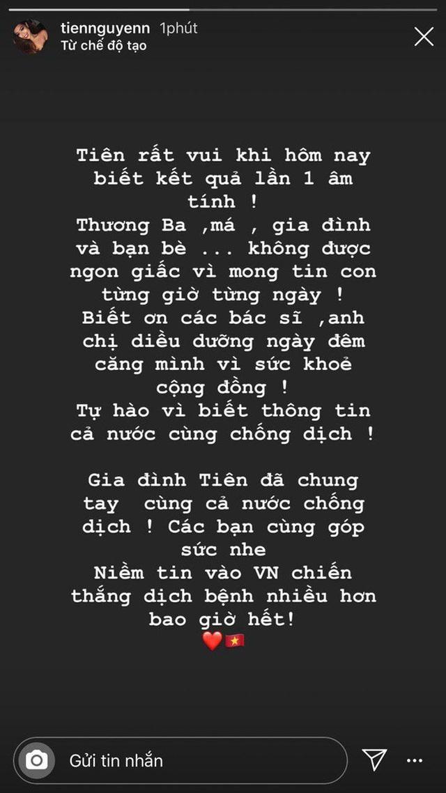 Tiên Nguyễn chia sẻ ảnh gợi cảm sau 14 ngày cách ly tại gia - 7