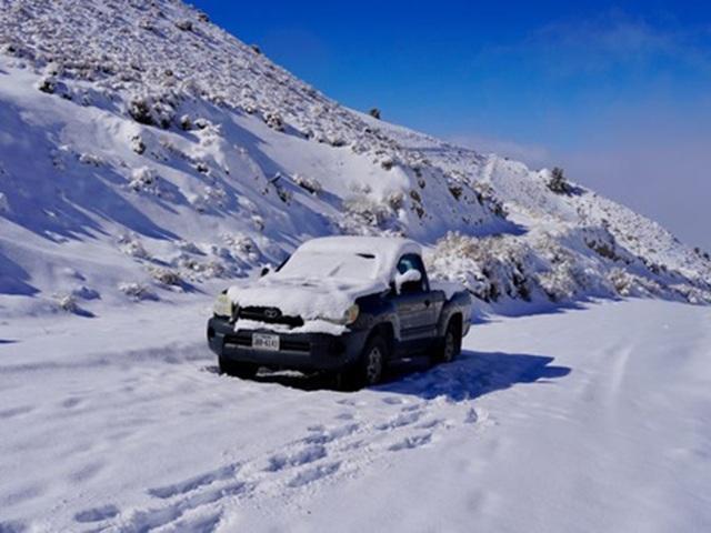 """Cách ly bất đắc dĩ ở """"thị trấn ma"""" tuyết phủ - 4"""