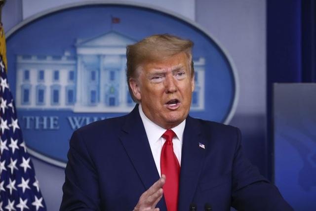 Ông Trump cảnh báo Trung Quốc gánh hậu quả nếu làm Covid-19 bùng phát - 1