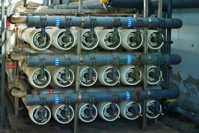 """Nhà máy lọc nước """"triệu đô"""" bỏ hoang ở Cần Giờ - 10"""