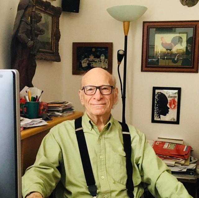 """Đạo diễn của """"Tom  Jerry"""" và """"Thủy thủ Popeye"""" qua đời ở tuổi 95 - 1"""