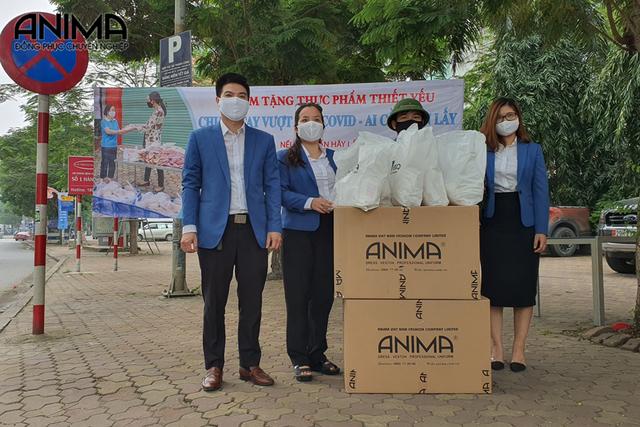 Anima Uniform hỗ trợ 10.000 khẩu trang cho người dân phòng dịch Covid-19 - 1