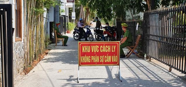 Không đồng tình việc cách ly ở Phú Quốc, một quân nhân bị đình chỉ công tác - 1