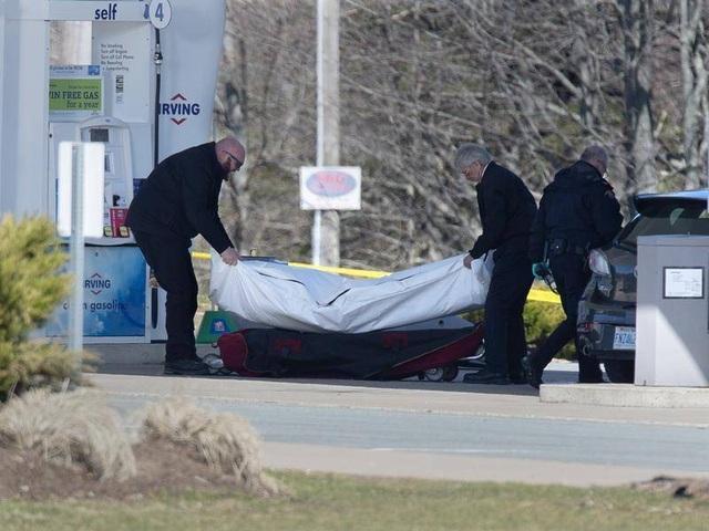 Xả súng tại Canada, hơn 10 người thiệt mạng - 5