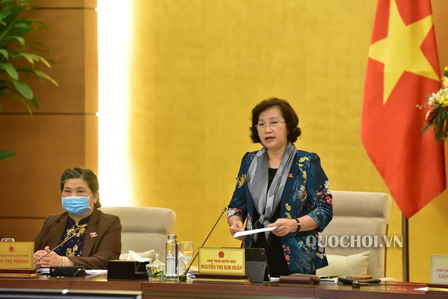 Chủ tịch Quốc hội gợi ý thành lập Bộ Thanh niên - 1