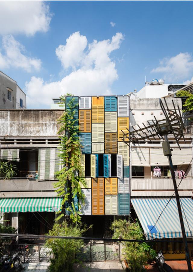 Những ngôi nhà Việt thiết kế độc lạ khiến báo Tây trầm trồ khen ngợi - 1