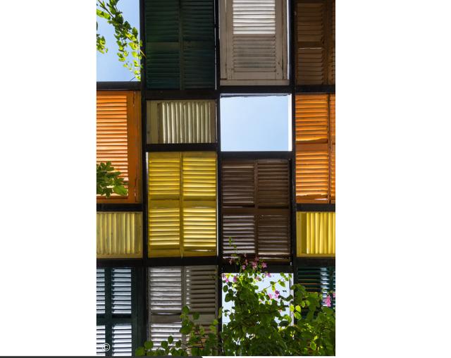 Những ngôi nhà Việt thiết kế độc lạ khiến báo Tây trầm trồ khen ngợi - 3