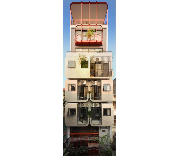 Những ngôi nhà Việt thiết kế độc lạ khiến báo Tây trầm trồ khen ngợi - 4