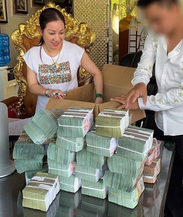 Tiết lộ bất ngờ từ cơ quan thuế về Công ty BĐS của vợ chồng Đường Nhuệ - 1