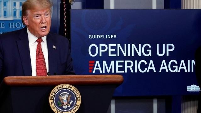 Bầu cử Mỹ: Sự tín nhiệm đối với Tổng thống Donald Trump và những mối quan tâm của cử tri - 1