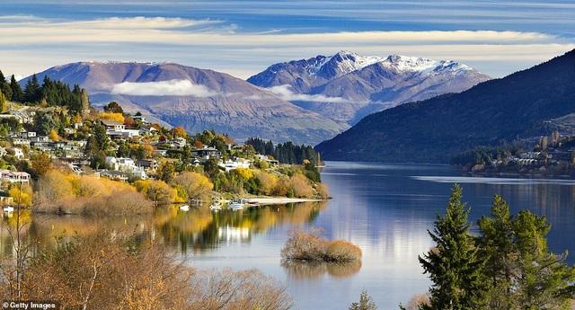 Hầm trú ẩn triệu đô tại New Zealand - điểm trốn dịch của nhà giàu Mỹ - 1