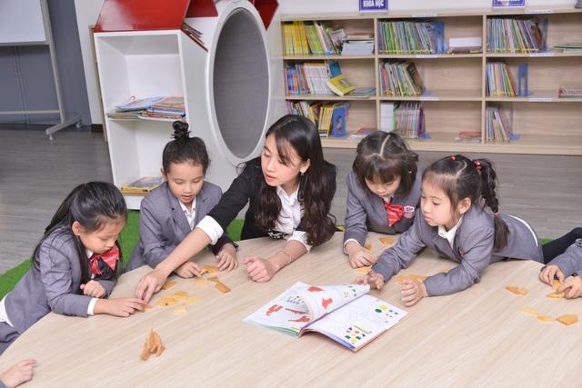 Trường liên cấp ở Hà Nội miễn 100% học phí mùa dịch - 2