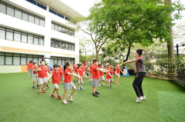 Trường liên cấp ở Hà Nội miễn 100% học phí mùa dịch - 4