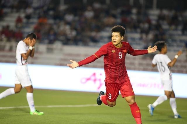 HLV Park Hang Seo và bài toán trung phong ở đội tuyển Việt Nam - 3