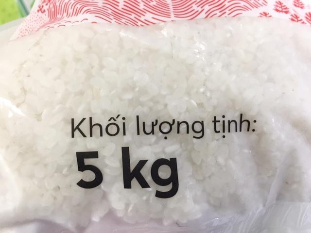 """Vụ gạo thường nghi """"đội lốt"""" gạo Nhật: Co.opmart tạm ngừng bán gạo Sakura - 2"""
