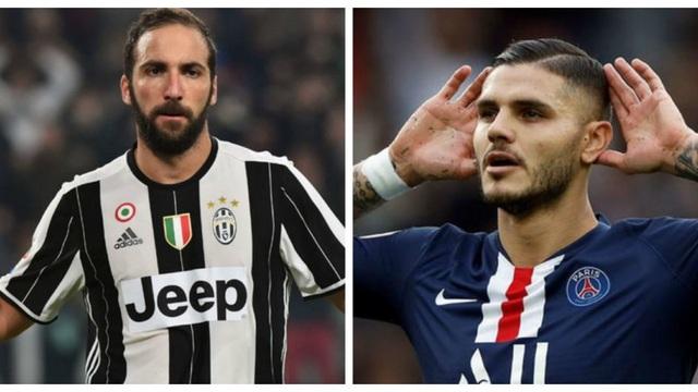 Juventus muốn đổi Higuain để lấy Icardi - 1