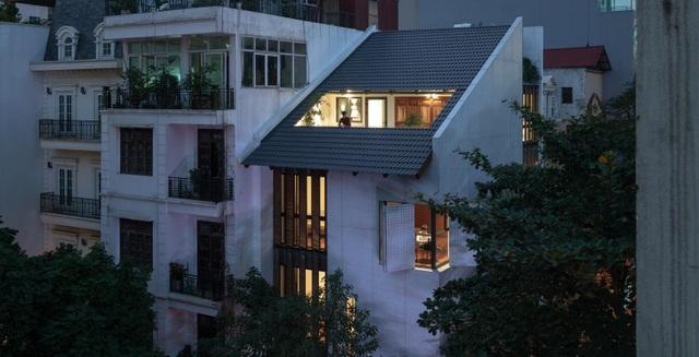 Ngôi nhà có nhiều cửa sổ ở Hà Nội xuất hiện ấn tượng trên báo Mỹ - 1