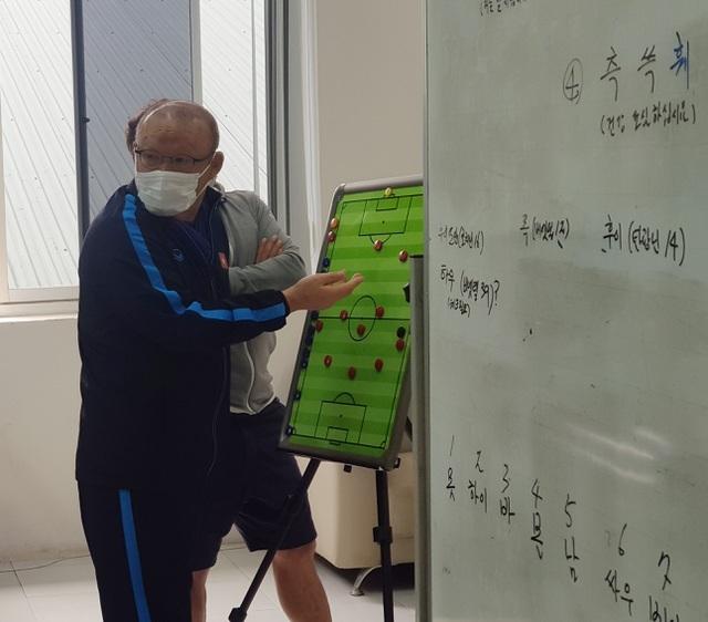 HLV Park Hang Seo và bài toán trung phong ở đội tuyển Việt Nam - 1