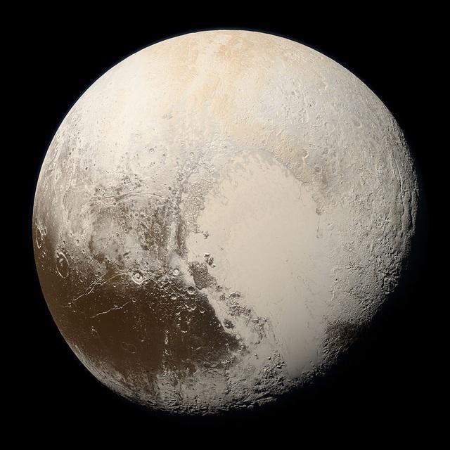 Sao Diêm Vương có phải là một hành tinh không? - 1