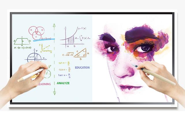 Bảng tương tác - Cánh tay đắc lực hỗ trợ dạy học thời 4.0 - 2
