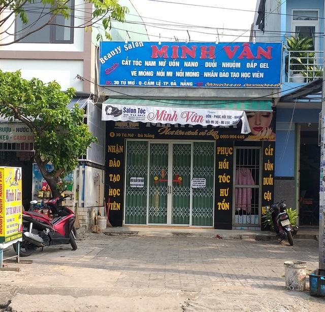 Đà Nẵng: Lao động sửa xe, hớt tóc... được hỗ trợ thiệt hại do Covid-19 - 1