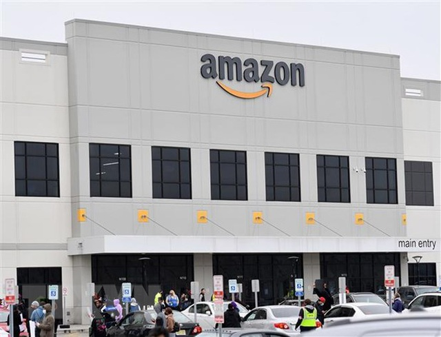 Nhân viên Amazon đình công phản đối điều kiện làm việc - 1