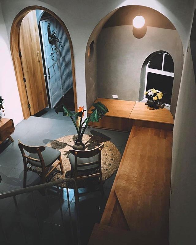 """Nhà """"tổ chim"""" ở Hà Nội gây ấn tượng bởi thiết kế không giống ai - 8"""