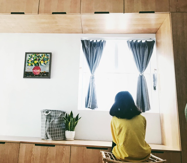 """Nhà """"tổ chim"""" ở Hà Nội gây ấn tượng bởi thiết kế không giống ai - 10"""
