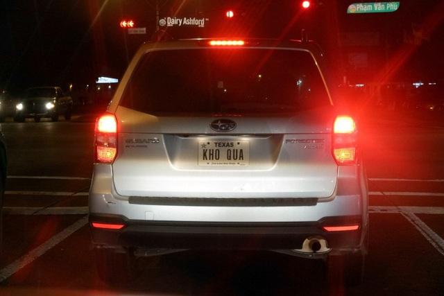 Nếu được chọn biển số xe, bạn có ý tưởng gì? - 1