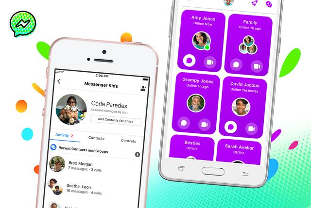 Facebook chính thức mở ứng dụng Messenger Kids tại Việt Nam