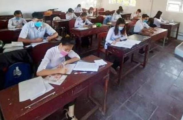 Bộ Y tế yêu cầu học sinh ngồi so le, cách nhau 1,5m trong lớp - 2