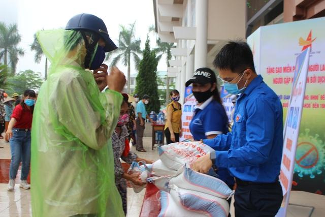 Cây ATM gạo đầu tiên tại Hà Tĩnh chính thức khai trương - 3