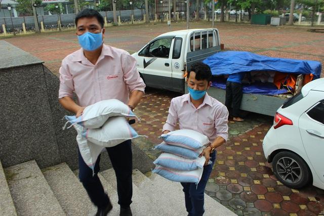 Cây ATM gạo đầu tiên tại Hà Tĩnh chính thức khai trương - 2