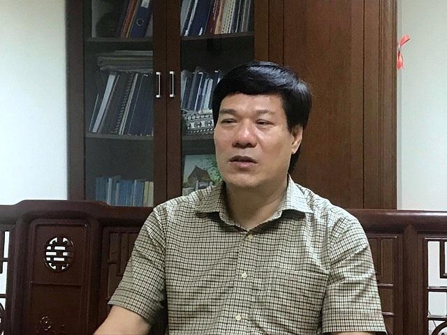 Bắt Giám đốc Trung tâm Kiểm soát bệnh tật Hà Nội - 1