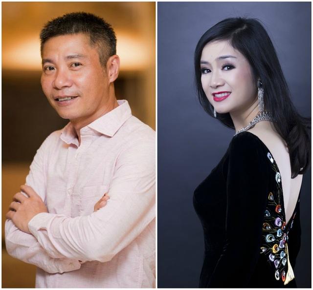 NSND Thu Hà, Công Lý làm giám khảo cuộc thi hát online - 1