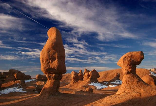 Thung lũng yêu tinh khiến du khách ngỡ lạc tới sao Hỏa - 5