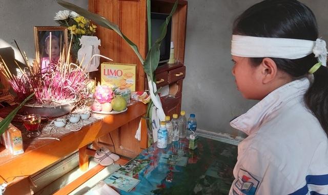 Đau nhói lòng cảnh bé gái 12 tuổi liền lúc mất đi cả mẹ và em - 4