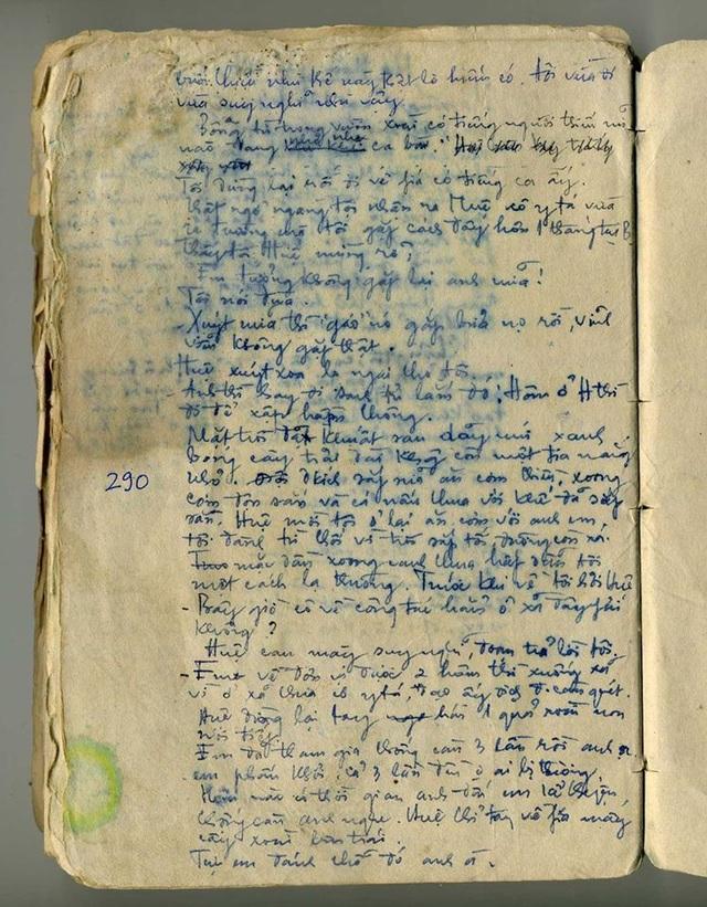 """Ra mắt trọn bộ """"Nhật ký thời chiến Việt Nam"""" của nhiều nhà văn, liệt sĩ - 2"""