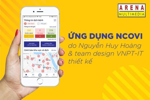 Cựu sinh viên Nguyễn Huy Hoàng: Chống dịch Covid-19 bằng thiết kế - 2
